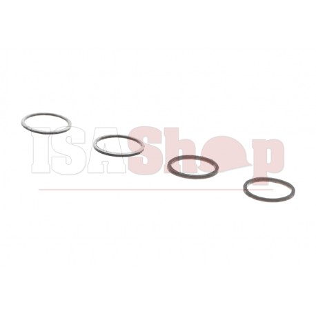 Spacer Sleeve for Hop-Up Rubber Lip