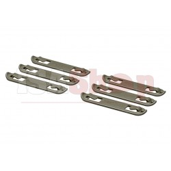 3 Inch Speed Clips 6pcs OD