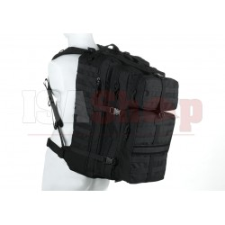 Mod 3 Day Backpack Black