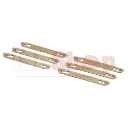 5 Inch Speed Clips 6pcs Coyote