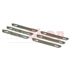 5 Inch Speed Clips 6pcs OD