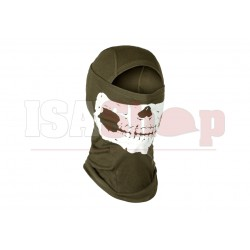 MPS Death Head Balaclava OD
