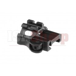 QD Angle Mount Triple Rail 1-Slot