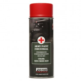 Spuitbus Army Paint 400ml Red Cross Red