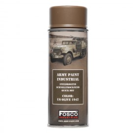 Spuitbus Army Paint 400ml US Olive