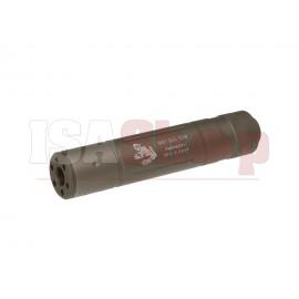 195mm BKX Silencer CCW Tan