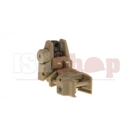 Rhino Rear Sight Dark Earth