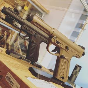 The AAP01 now in stock! Be quick, limited stock available! #aap01 #isashop #airsoft #assassin #pistol