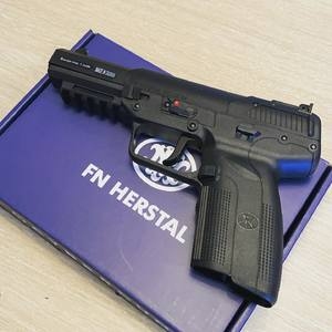 Back in stock! The FN5-7. #airsoft #isashop #fn #herstal #5-7 #gbb