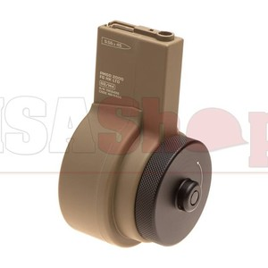 New Ares Drum Magazines! #isashop #airsoft #ares