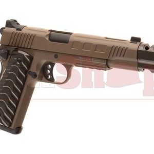 New KJWorks Pistol! The KP-16 available in green gas and Co2. #airsoft #isashop #kjw #KP16
