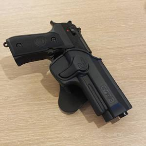 We M9A1 and Cytac holster! In stock now! #isashop #airsoft #m9 #cytac