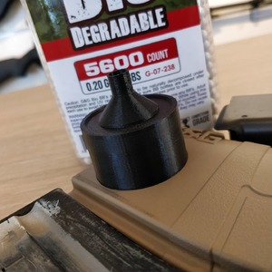 Magazine unload tool for G&G bb bottles, now live on our site!