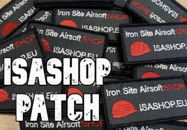 ISASHOP Patch